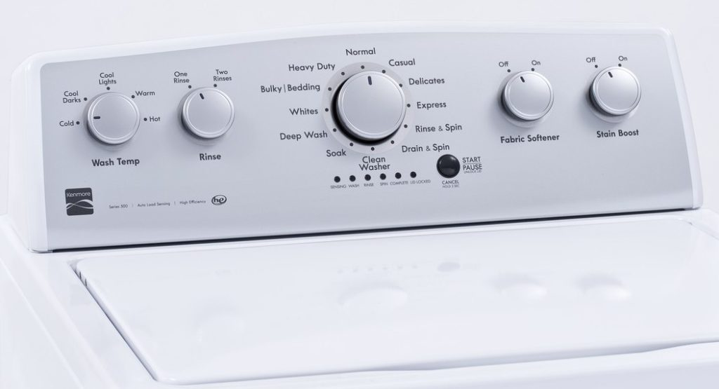 best top load washing machine for the money