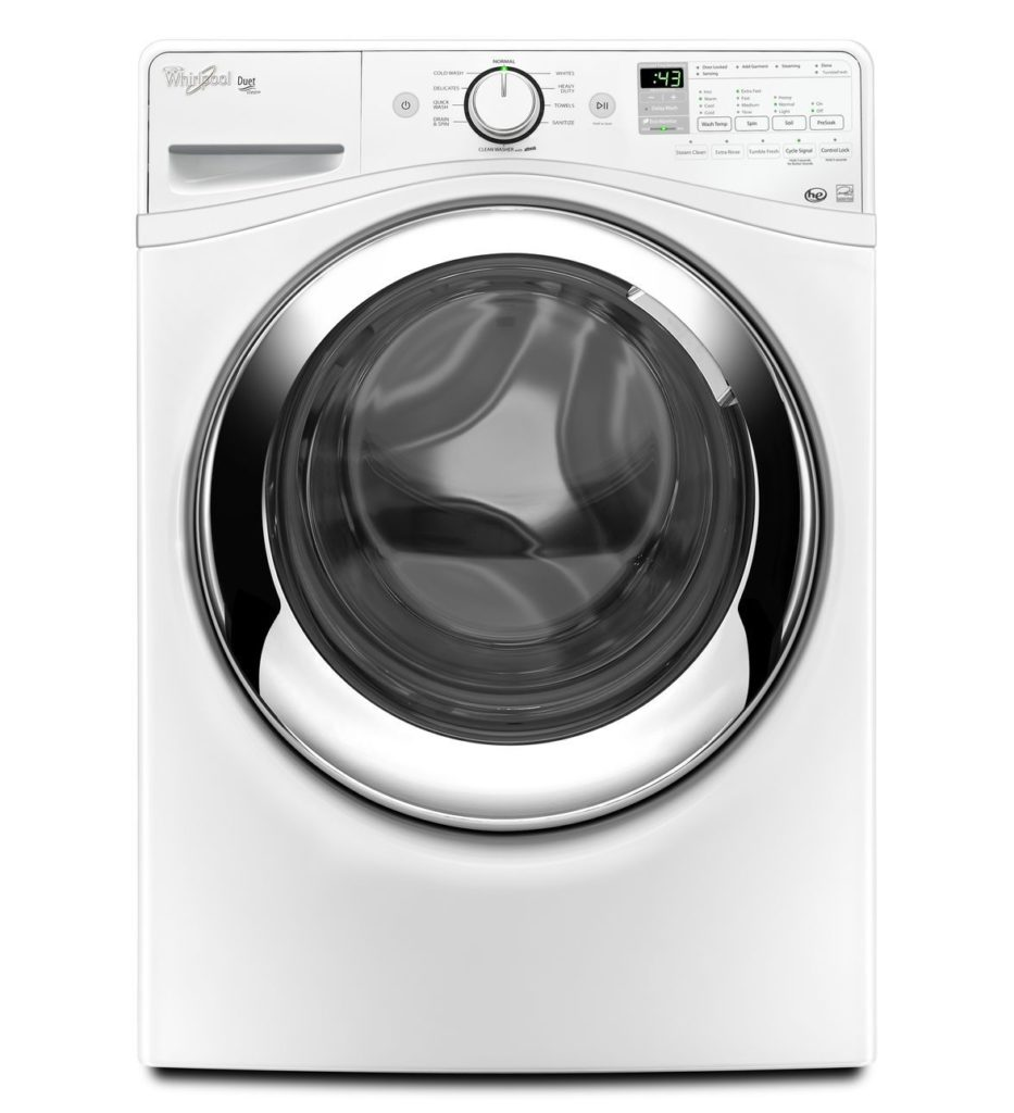 allergen cycle washing machine