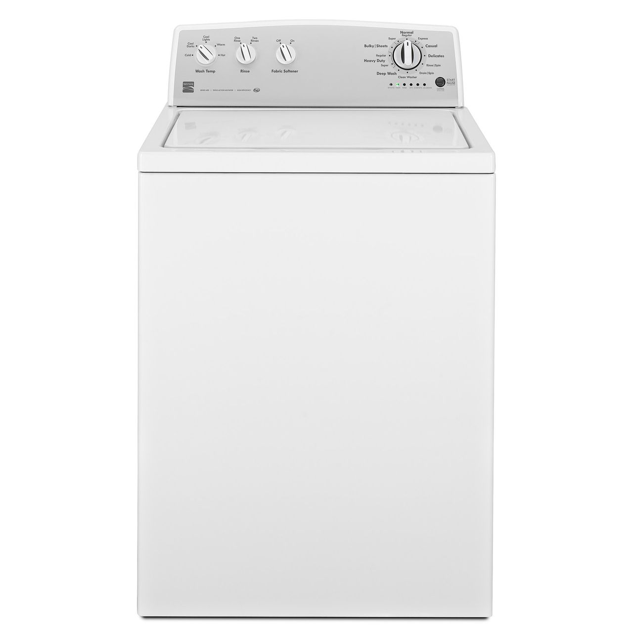 kenmore 22102 top load washer