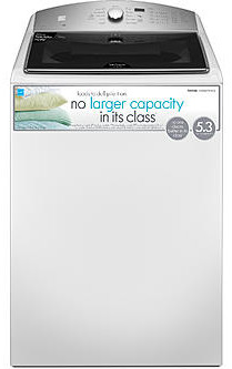 Kenmore 28132 Top Load 5 3 Cu Ft Washer Review Best