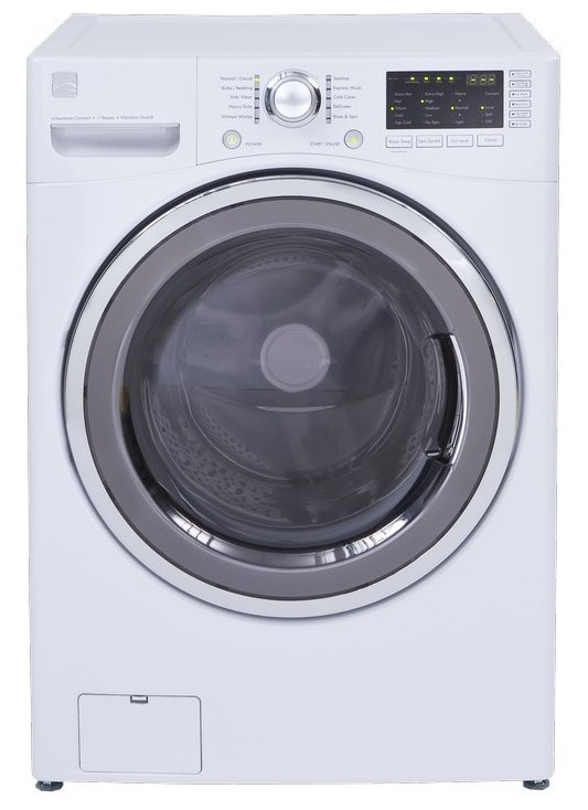 Kenmore 41382 Front Load 4 3 Cu Ft Washer With Steam